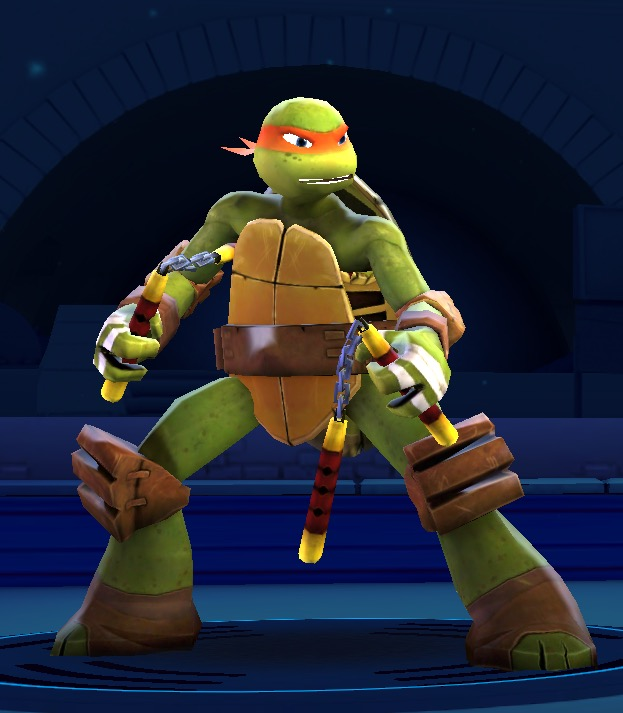 Ninja Turtles Legendstipps über mod apk