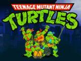 Las Ninja Tortugas Adolescentes Mutantes (Serie 1987)