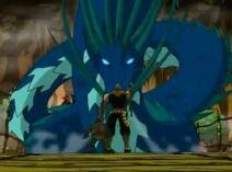 Tatsu dragon