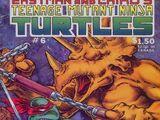 Teenage Mutant Ninja Turtles nr 6 (Mirage)