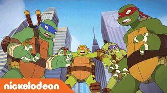 TMNT Turtles Meet Turtles The Trans-Dimensional Remix Nick