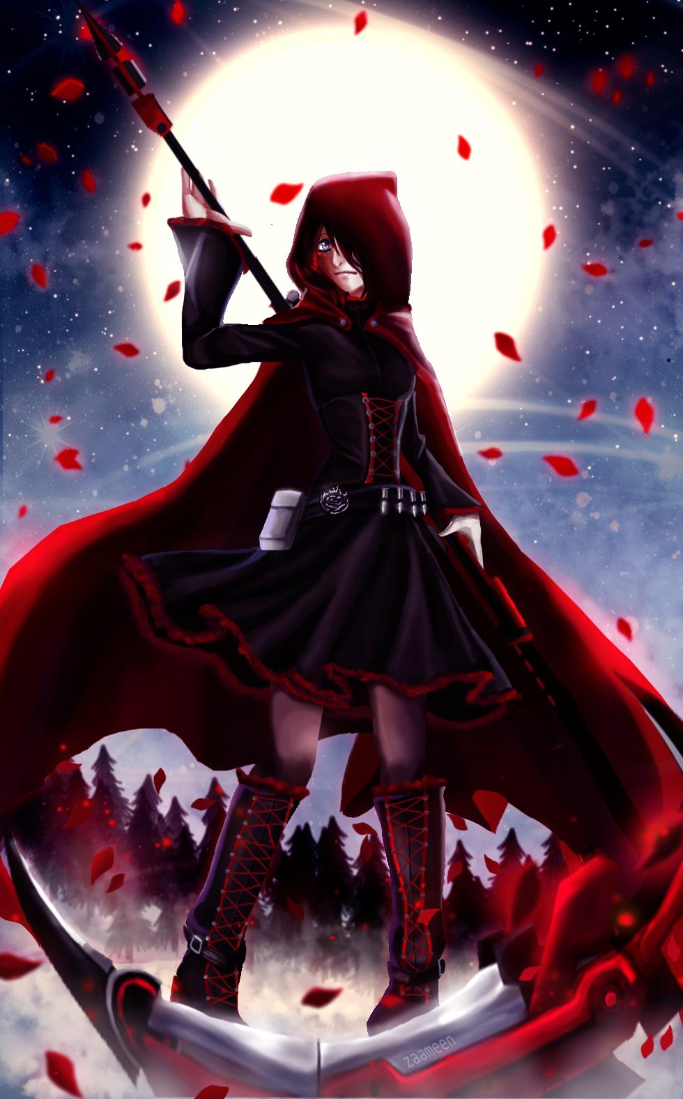 Ruby Rose Tmnt X Pokemon Wiki Fandom