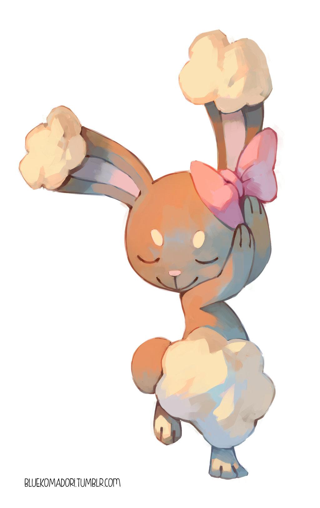 Image Buneary By Bluekomadori D89q1abjpg Tmnt X Pokemon Wiki