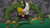 TMNT Hun Turtles Forever