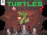 Teenage Mutant Ninja Turtles/Ghostbusters 2