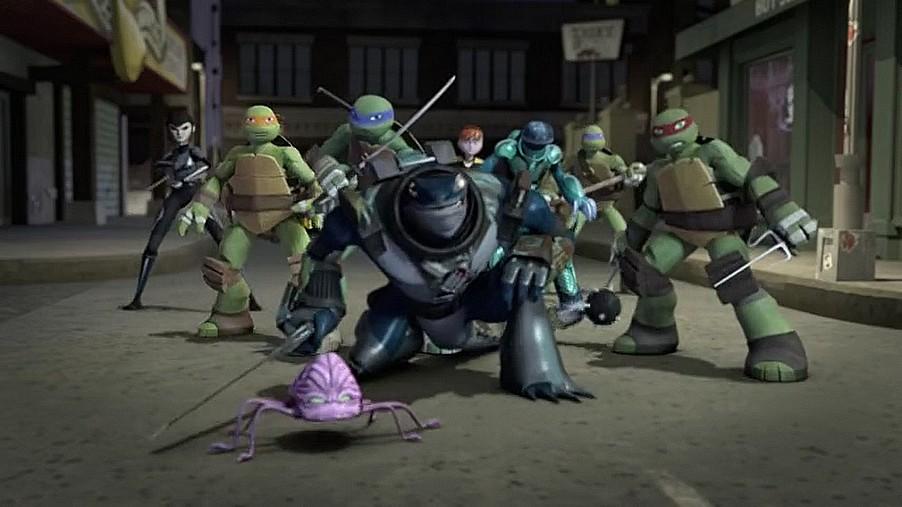 When Worlds Collide Part 1 Teenage Mutant Ninja Turtles Wiki