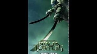 TMNT Movie - Leonardo Motion Poster-1
