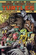 TMNT Vol 14 TPB Cover