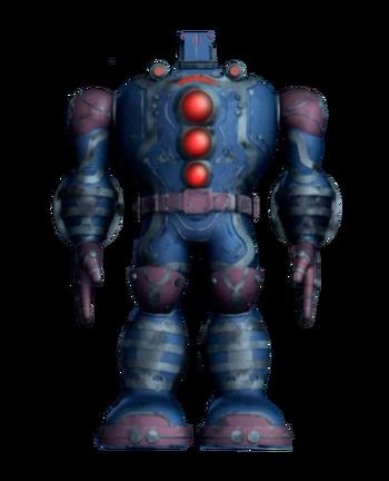 Warbot(tmnt2012)