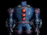 Robo-Guerreros