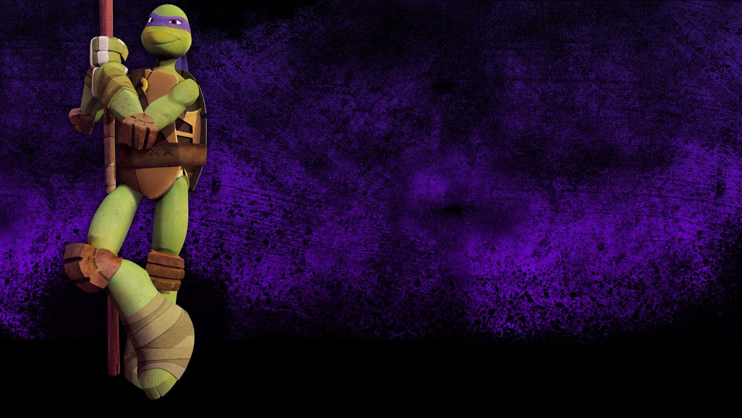 TMNT 2012 Donatello Wallpaper