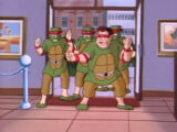 Crooked Ninja Turtle Gang (1987 TV series)