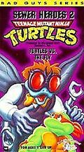 TMNT Turtles vs. the Fly VHS