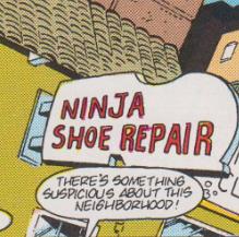 Ninjashoe