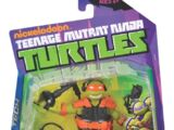 Stealth Tech Michelangelo (2013 action figure)