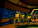 TMNT 03 Y'Lyntian Stronghold - Warehouse a