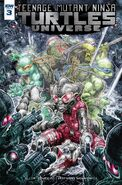 TMNT Universe -3 Cover A