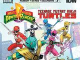 Mighty Morphin Power Rangers/Teenage Mutant Ninja Turtles issue 1
