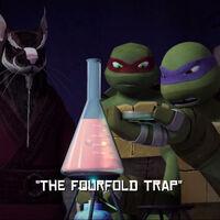 The Fourfold Trap Tmntpedia Fandom