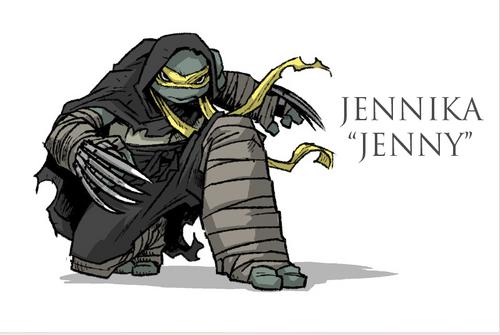 Jennika jenny