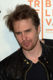 Sam Rockwell at the 2009 Tribeca Film Festival