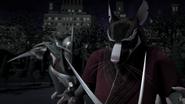 Shredder kills Splinter