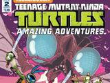 Teenage Mutant Ninja Turtles: Amazing Adventures - Robotanimals! issue 2