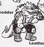 Leatherhead tmnt3nesManual