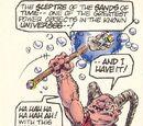 Savanti Romero (Comics)