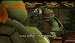 Mikey, Raph training