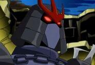 Tengu Shredder Red Eyes