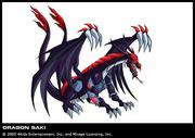 Dragon Saki