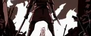 Hamato ninja and saki