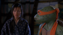 Mitsu With Mikey