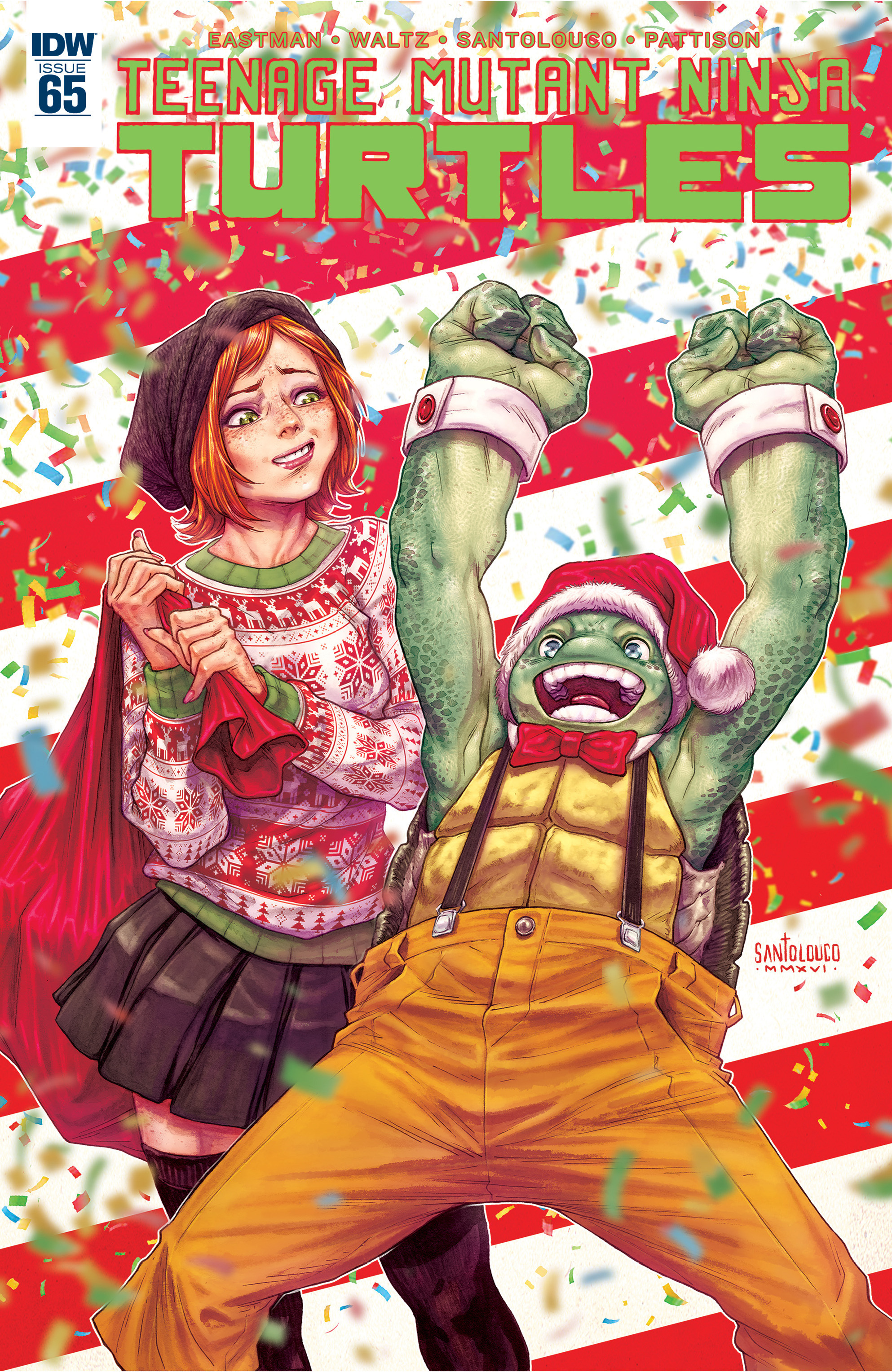 Christmas Special (IDW) | TMNTPedia | FANDOM powered by Wikia