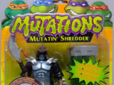 Mutatin' Shredder (2003 action figure)