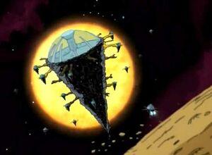 TMNT Triceraton Homeworld