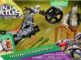 Rhino Chopper & Rocksteady (2016 toy)