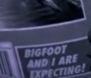 Bigfootthefinger