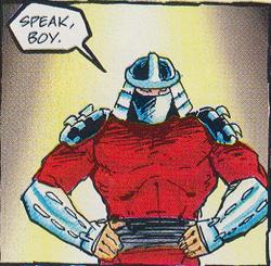 Shredder m1