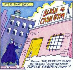 Slash 4 Cash Gym