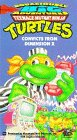 TMNT Convicts from Dimension X VHS
