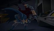 Bvstmnt 59 - batman throws shredder