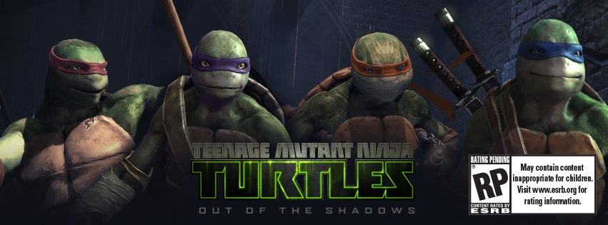 Teenage Mutant Ninja Turtles Out Of The Shadows Tmntpedia Fandom