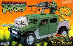 Turtletracker toy