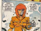 April O'Neil (robot) (Fleetway)