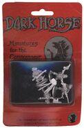 Dark Horse TMNT miniatures Turtles with blasters