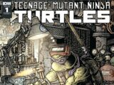 Donatello (IDW Macro-Series issue)