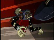 Shredder-skeleton