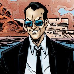 Agent Bishop (IDW)